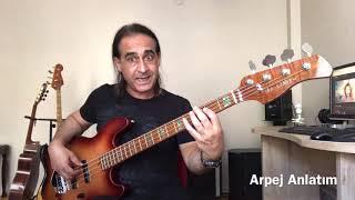 Şebnem Ferah | Sigara | Bas Gitar Şarkı İnceleme (Bass Cover)
