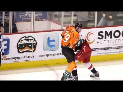 Jordan Lane vs. Garrett Klotz
