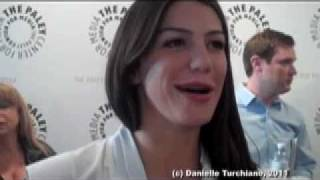 Женевьев Кортезе, Genevieve Cortese talks about playing Ruby vs herself on 'Supernatural' and A Dog's Life Rescue!