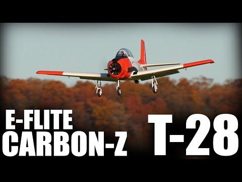 eflite-carbonz-t28--flite-test