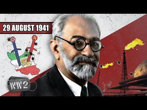 Spojenecká okupace Íránu