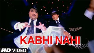 Kabhi Nahi Video Song Adnan Sami | Tera Chehra | Feat