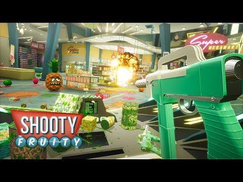 Shooty Fruity | Launch Trailer [ESRB] thumbnail