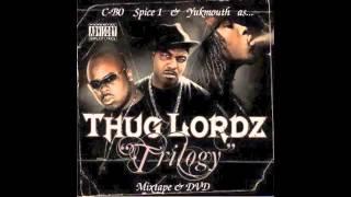 C-Bo - Hustle Hard In Town feat. Roscoe - Thug Lordz - Trilogy - [C-Bo, Spice 1 & Yukmouth]