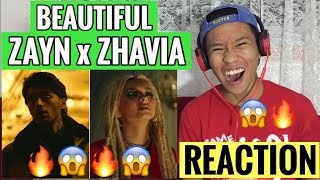 "ZAYN & ZHAVIA!! ""A Whole New World"" [REACTION]"