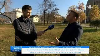 Mirëmëngjesi Kosovë -Drejtpërdrejt - Shasivar Haxhiaj & Luan Hasanaj 19.11.2020
