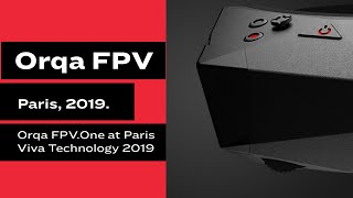 "Orqa at ""Viva Technology 2019"" & Outdoor Session outside Paris"