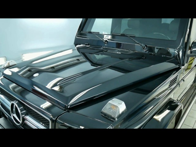 Защита кузова титановым составом SiTi protection