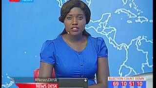 IPSOS Synovate polls show Raila Odinga gaining ground on President Kenyatta: KTN News Desk pt 1