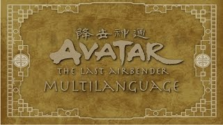 Avatar: The Last Airbender   Leaves From The Vine | Multilanguage