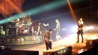 """Avenged Sevenfold & Da Kurlzz """"Chapter Four"""" San Jose 2011"""