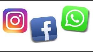 Lagi Lagi Instagram, WhatsApp, Facebook Down Tidak Bisa Menerima Pesan Dan Upload Gambar
