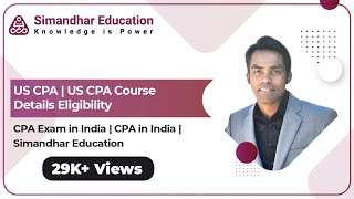 CPA Course Details | CPA Eligibility, Fees| CPA exam in India| CPA jobs