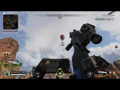 Erasing an Octane with 8x on Scout - Watchtower South 29/5/2019