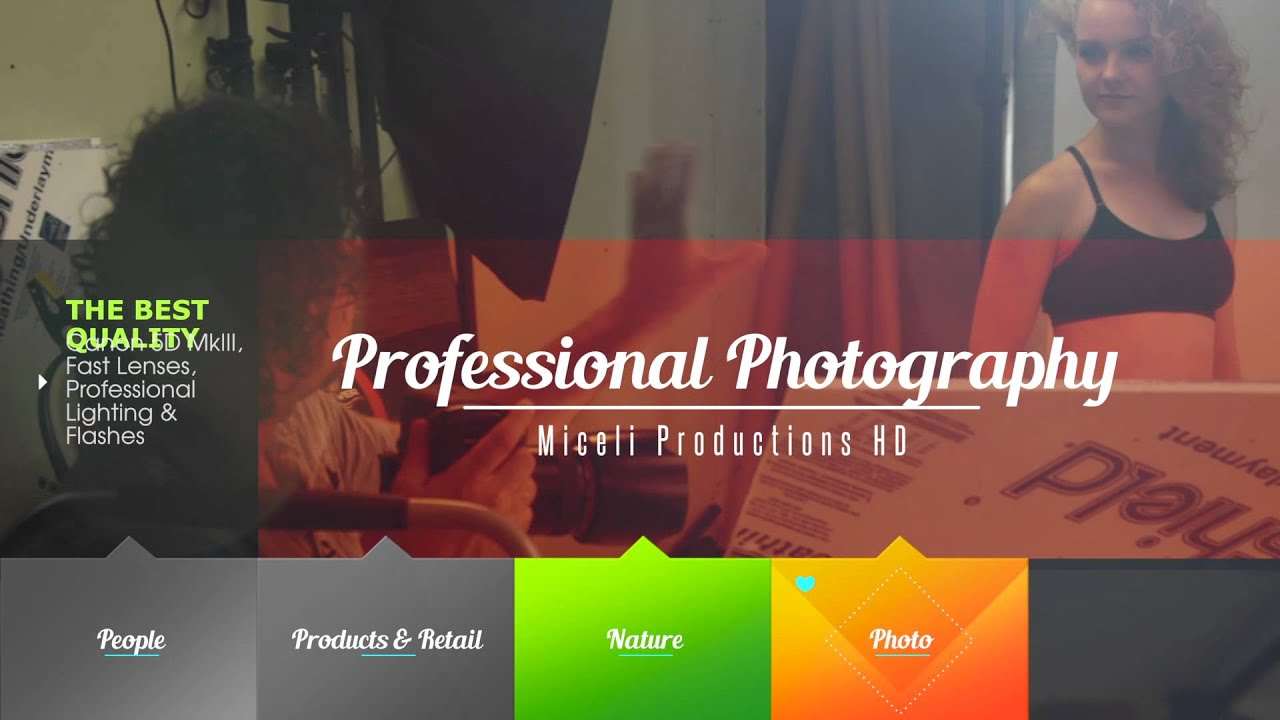 Miceli Productions 2015 Stock Commercial