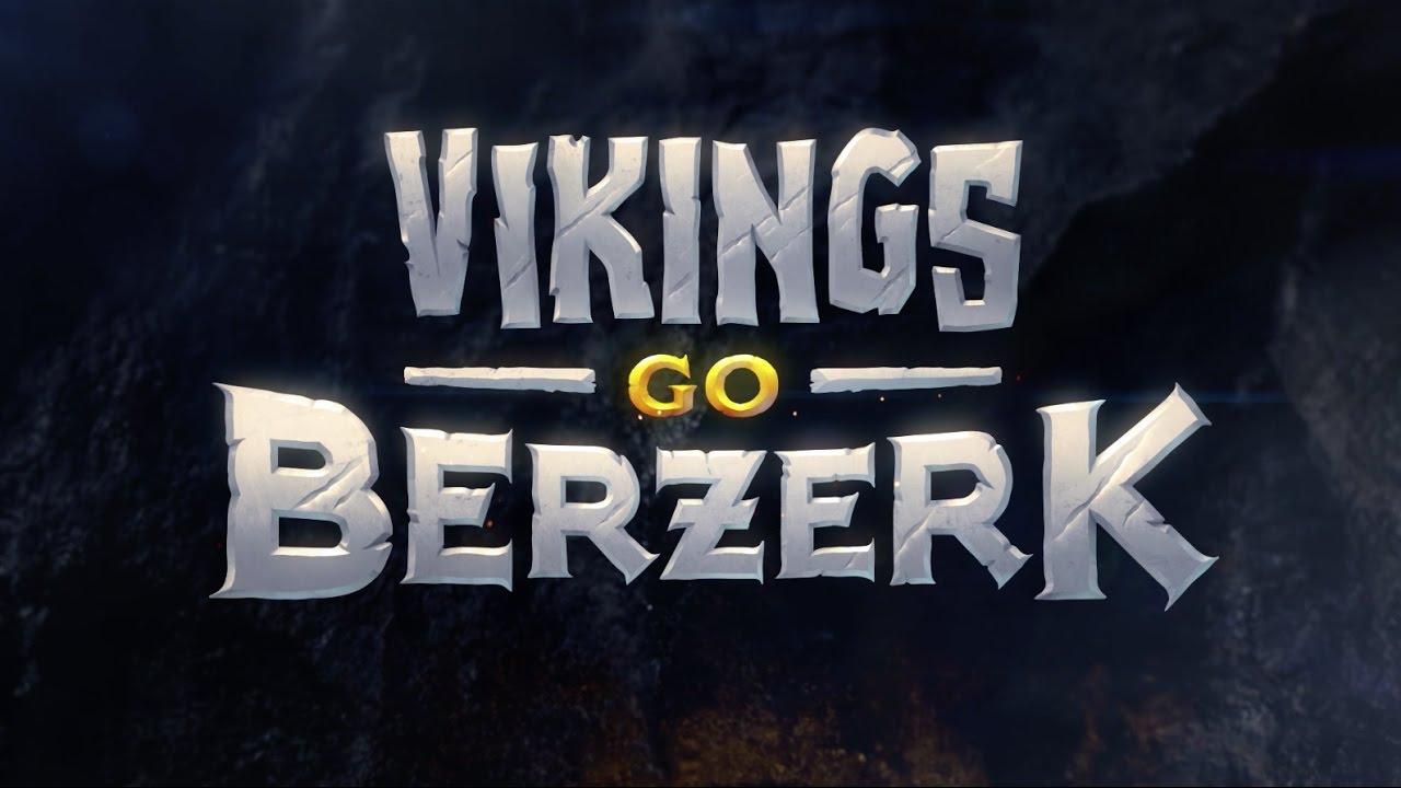 Vikings Go Berzerk från Yggdrasil Gaming