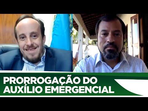 Deputados debatem prorrogação do auxílio emergencial na pandemia - 16/09/20