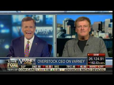 WOW! Overstock CEO Patrick Byrne: BILL BARR is About to Break Biggest Scandal in US History