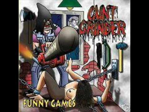 Cunt Grinder - Intro+Today wet,Tomorrow dead online metal music video by CUNT GRINDER