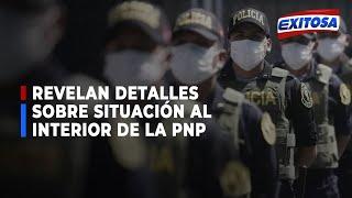 LAS PUGNAS INTERBURGUESAS PERUANAS REPERCUTEN EN SUS FUERZAS POLICIALES