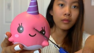 EXTREME SQUISHY DARES?! Yes, I Cut My $30 Squishy...
