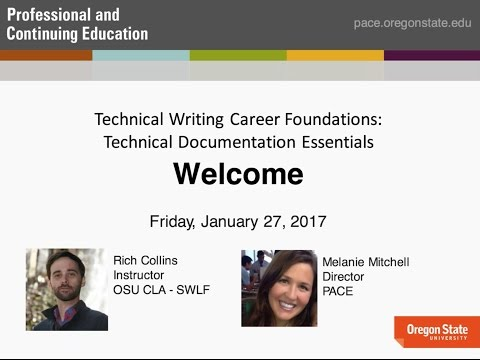 Technical Writing Webinar - Technical Documentation Essentials ...