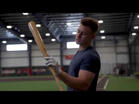 Smiles & Batting Practice 45 days from Spring Training 2019 Seattle Mariner Jarred Kelenic MLB