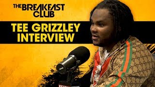 The Breakfast Club - Tee Grizzley Talks Lifestyle Changes, Repping Detroit, New Music + More