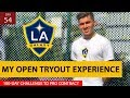 Trying out for LA Galaxy | Day 54
