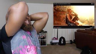 Swizz Beatz   Pistol On My Side (P.O.M.S) Ft. Lil Wayne (Music Video) | Reaction