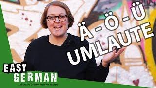 German Umlaute | Super Easy German (86)