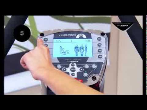 Video Demonstration of the BH Fitness Vibro GS Vibration Plate