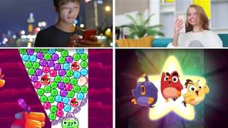 Angry Birds Dream Blast | Blast Off!