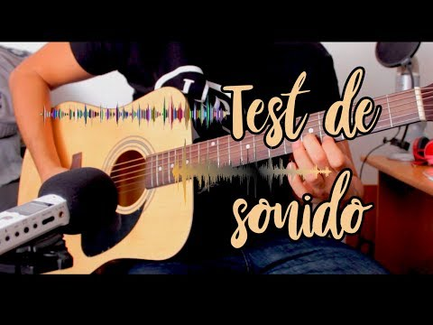 Test de la guitarra Fender FA-100