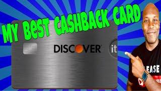 Discover Card - Best Cash Back Credit Card