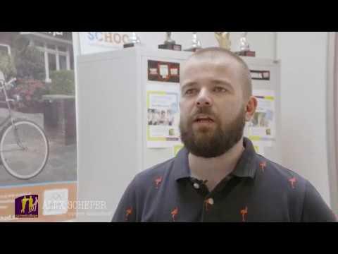 Uitleg Topsport Talentschool door Alex Scheper