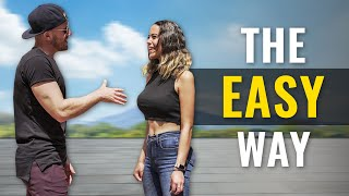 3 Easy Ways to Approach Girls (SIMPLE + EFFECTIVE)