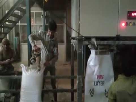 Chemical Powder Bag Filling Machine