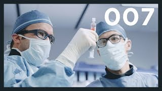Treating Fibroids Without Surgery - Uterine Fibroid Embolization / Vlog 007