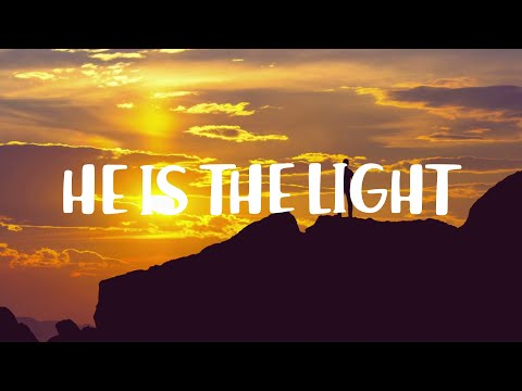 He Is The Light |Christian Songs For Kids