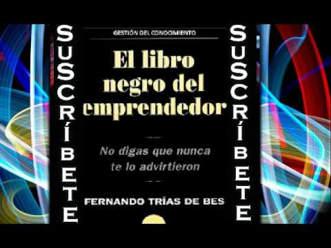 El libro negro del emprendedor - audiolibro completo