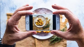 Shoot IPhone Food Photography Like A Pro