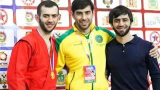 Aslan Mudranov new championship of Russia sambo 2017 kg -62