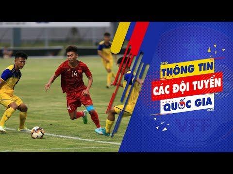 Đấu tập, U22 Việt Nam 1–0 U18 Việt Nam: Bài test chất lượng cho 2 đội tuyển
