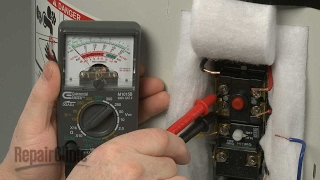 Water Heater Not Heating? Thermostat Testing