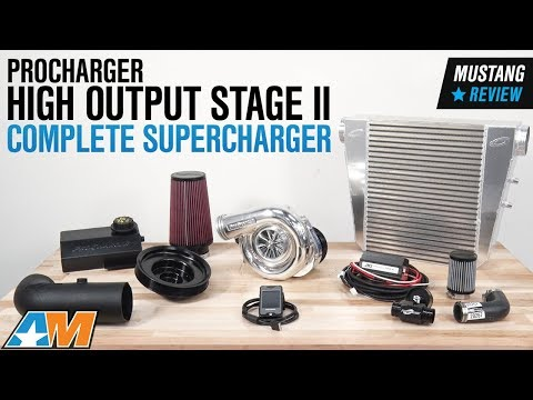 2015-2017 Mustang GT Procharger High Output Stage II