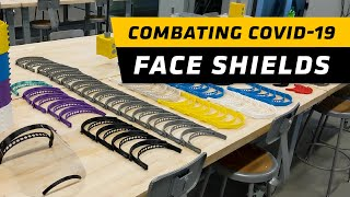 Newswise:Video Embedded wichita-state-works-with-wpd-to-produce-face-shields-for-first-responders