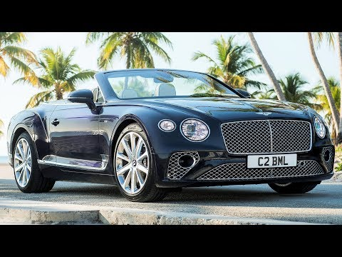 2020 Bentley Continental GT Convertible - Elegant And Driver-Focussed