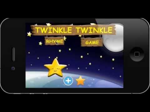 Twinkle Twinkle Little Star Rhyme - Full Lyrics with Singing