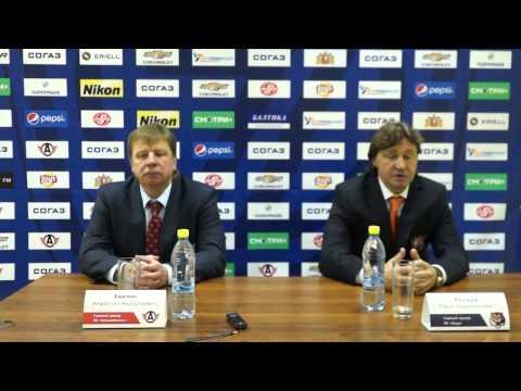 Автомобилист-Амур, пресс-конференция